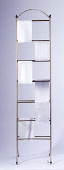 Reeded Towel Linen Rack