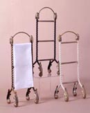 Leaf Ladder Linen Rack